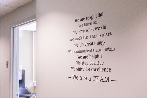 A unique dental office in Bellevue WA
